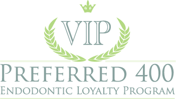 VIP Preferred 400 Endodontic Loyalty Program