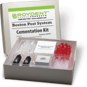 Boston Post Cementation Kit & Refills